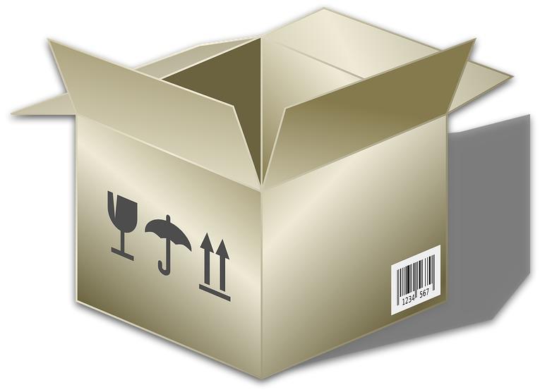 Des boites de rangement adaptées à tous vos objets !